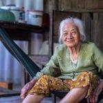 De oude vrouw (Metafoor)